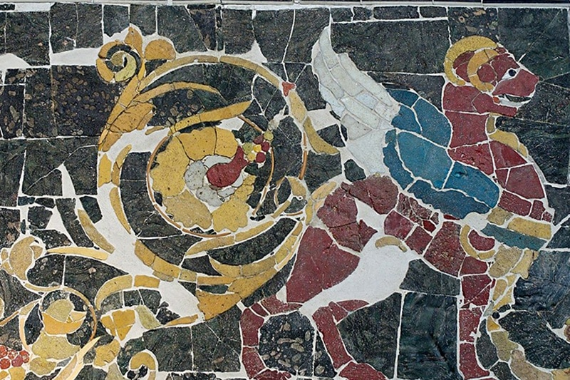Discover Nicosia, The Divided Capital of Cyprus - Opus Sectile