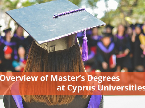 Overview of Master's Degrees at Cyprus Universities