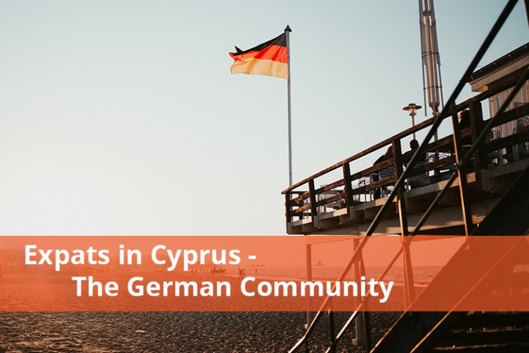 expats in cyprus - the german community