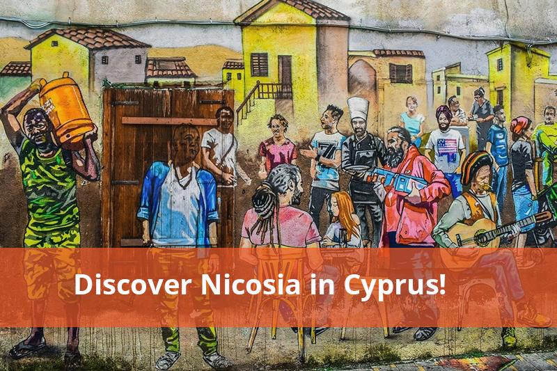 nicosia in cyprus